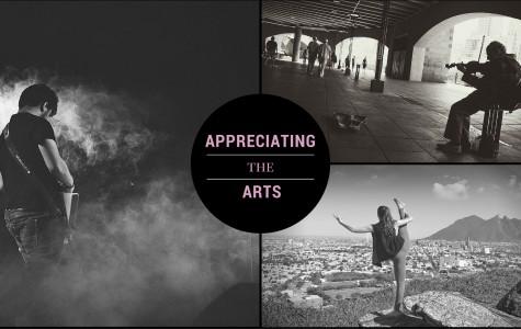 Blog: Appreciating the Arts