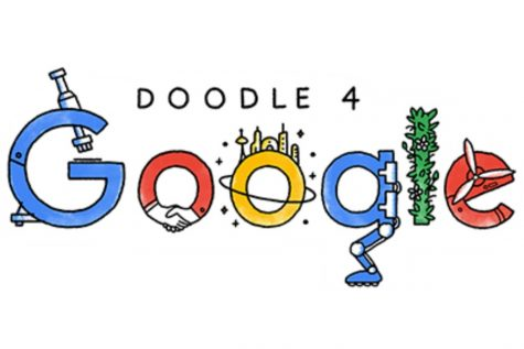 Google Doodle:  Calling All MODG Students