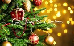 Gift-Giving On Christmas