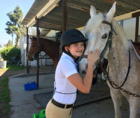 Hope Lovold: MODG Horse Rider
