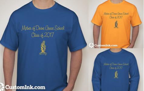 Class of 2017 T-Shirts
