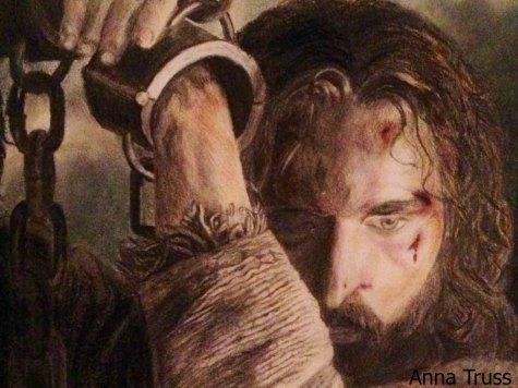 Christ's Passion - Truss, Anna - grade 11 - SECOND PLACE