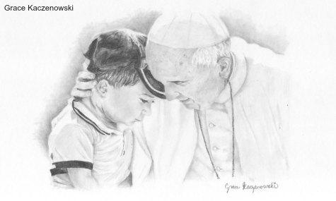Compassion - Kaczenowski, Grace -  grade 10 - HM
