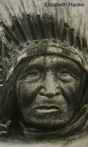 Indian Chief - Hauke, Elizabeth - grade 10 - TIED FOR THIRD PLACE