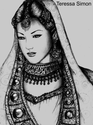 Lady of the East - Simon, Teressa - grade 11 - HM