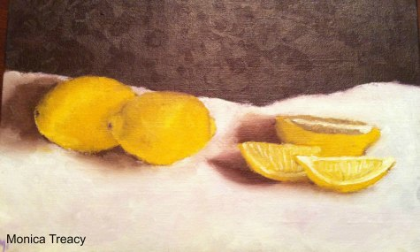 The Lemons - Treacy, Monica - grade 9 - TIED FOR SECOND PLACE