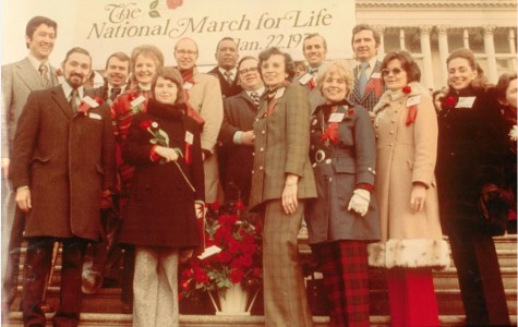 From the Archives: March for Life History