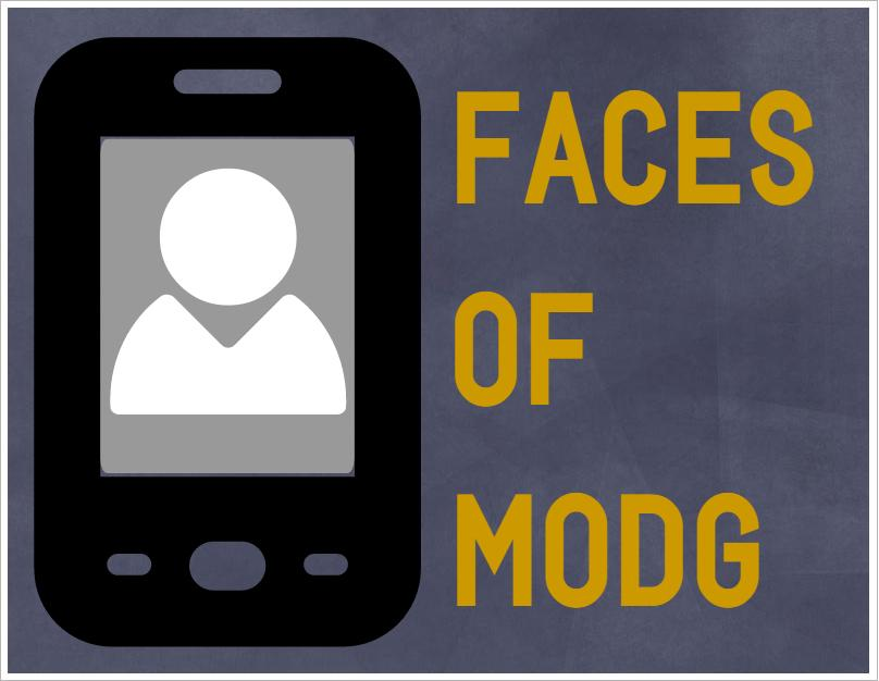 Chocolate Challenge: FACES of MODG