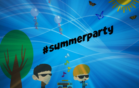 MODG Students Look to Plan a Summer Party
