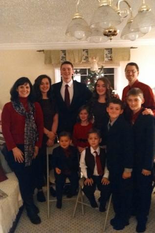 resized family of Maria