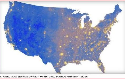 News Brief: Light and Sound Levels Across the US