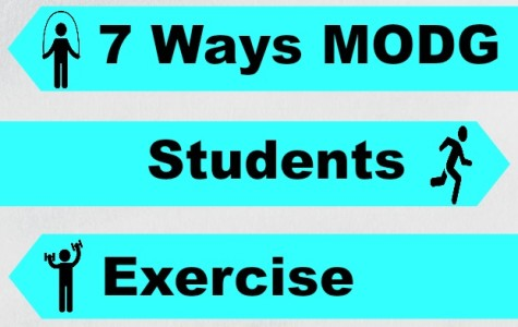 7 Ways MODG Students Exercise