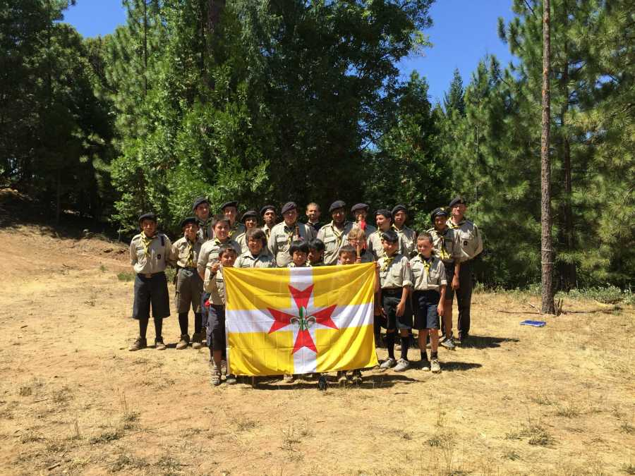 Boy Scout group picture resized