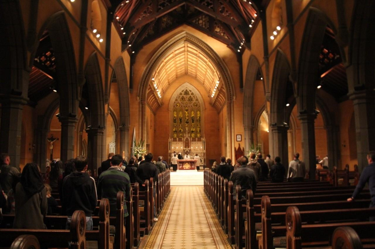 St. Patrick's Cathedral, Ballarat,Victoria