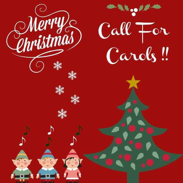 call for carols