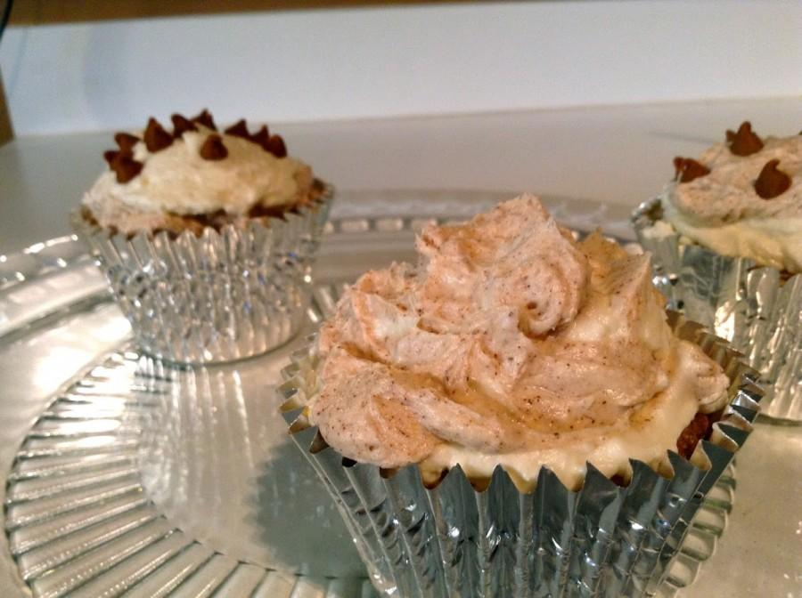 Yummy Snickerdoodle Cupcakes
