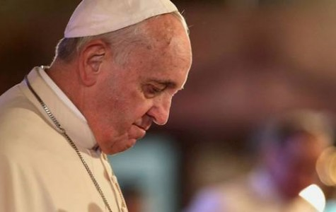 """OPINION: The Pope's Answer to """"Blind Violence"""""""