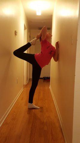 Mya's Gymnastics Picture
