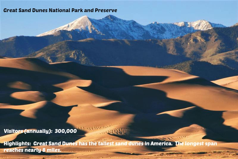 great sand dunes photo cred nps with text