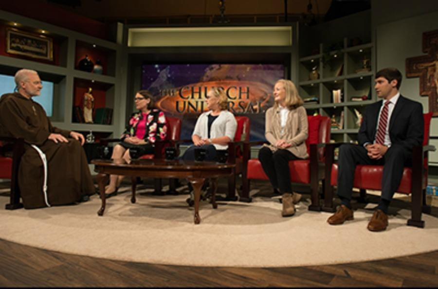 This image is from EWTN's website, ewtn.com.