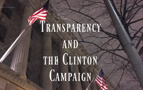 OPINION: Lack of Transparency in the Clinton Campaign