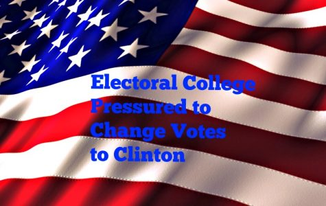 Electoral College Pressed to Change Votes to Clinton