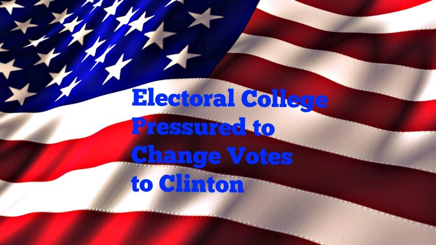 Electoral+College+Pressed+to+Change+Votes+to+Clinton