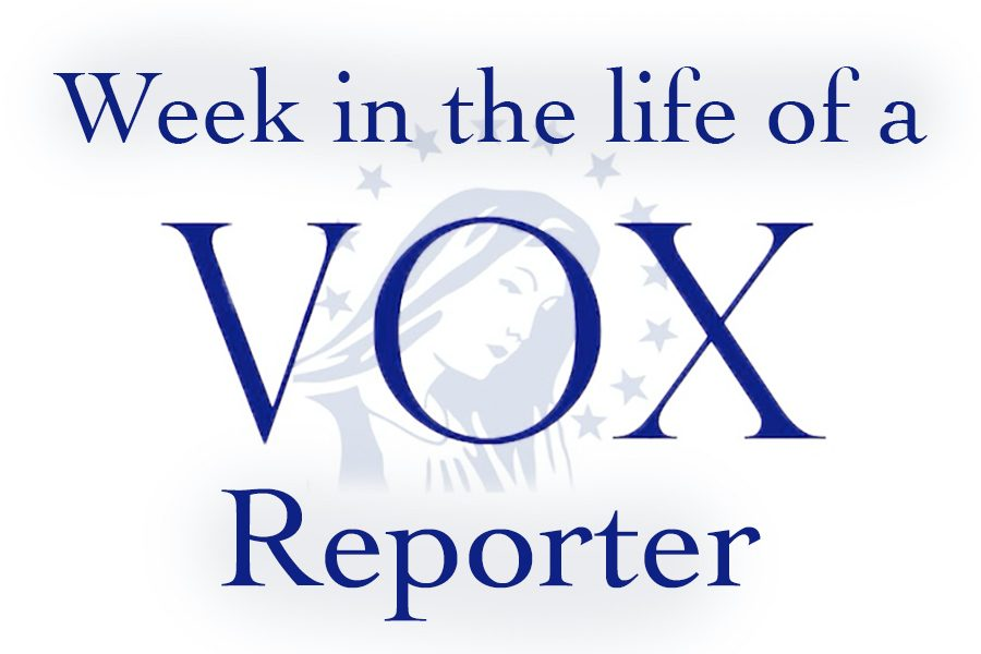 A Week in the Life of a VOX Reporter:  Part 2