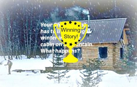 "Winning Story for ""Snowed In"""