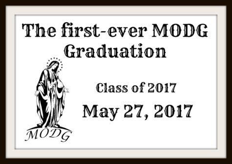 MODG Yearbook 2017