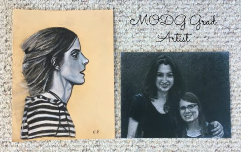 Elizabeth Peterson: MODG Graduate and Artist