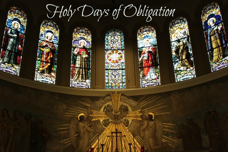 Holy Days of Obligation