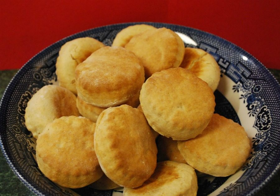 Never-fail Baking Powder Biscuits