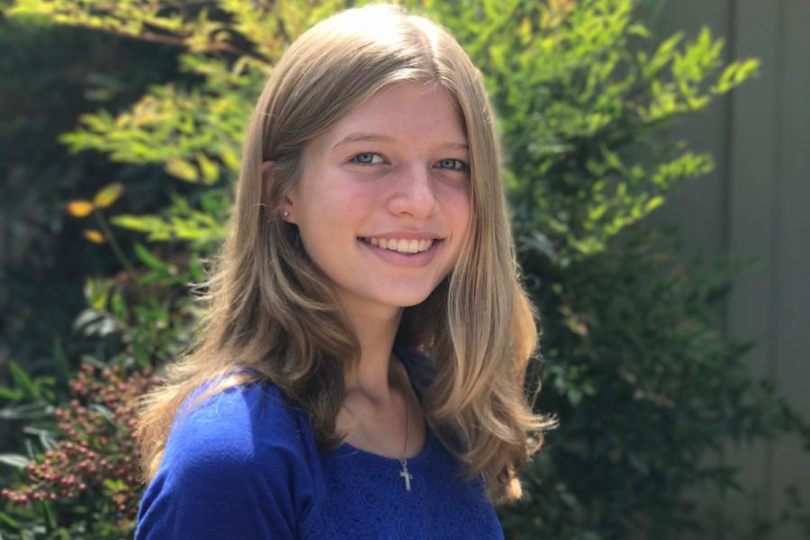 Reporter Abigail Lovold 2017-2018