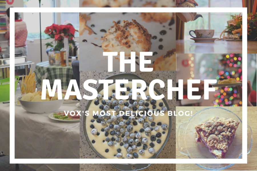 Blog: The MasterChef