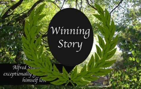 Writer's Quill Winning Story!