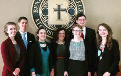 Presidential Scholarship Weekend at Benedictine College