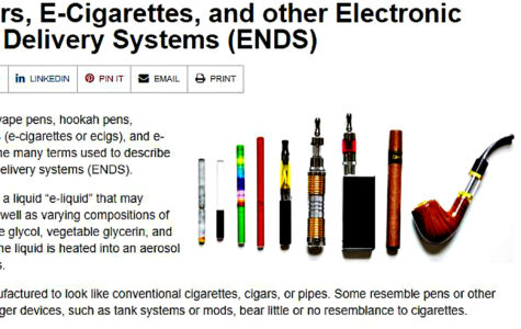 Vaping: Gateway to Worse?