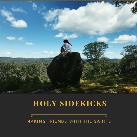 Holy Sidekicks: St. Edith Stein