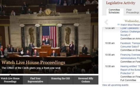 Facebook Congressional Hearing