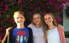 MODG Actors: Lauren, Grace, and Patrick