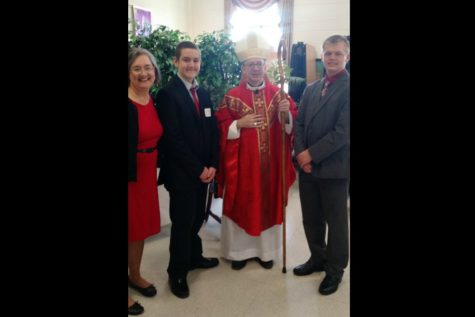 Initiation as Full Members of the Catholic Church: Confirmation