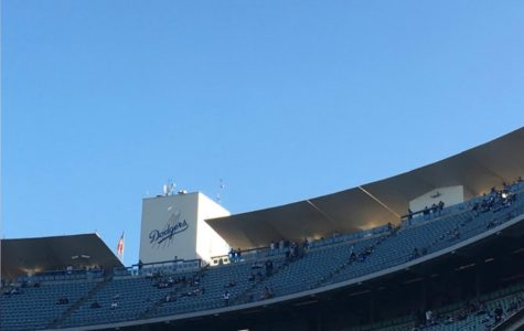 A Trip to the Dodgers' Game