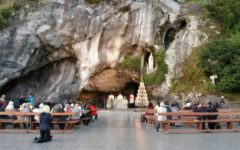 Miracle at Lourdes