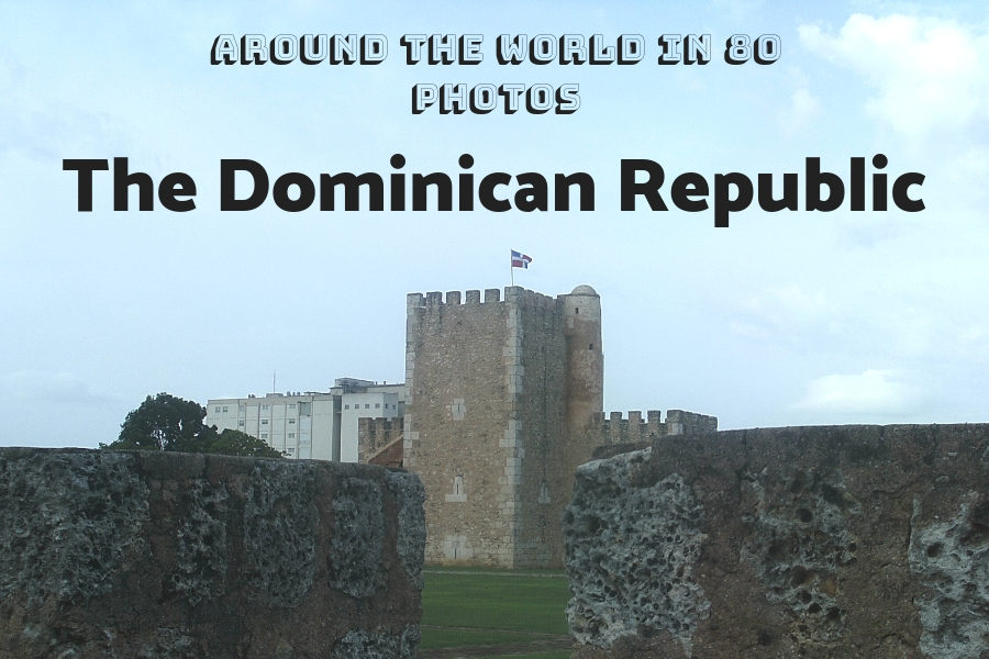 Spanish Fortress in the Dominican Republic.