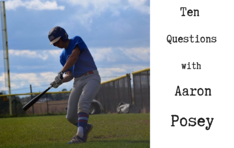 Sports Spotlight: Aaron Posey