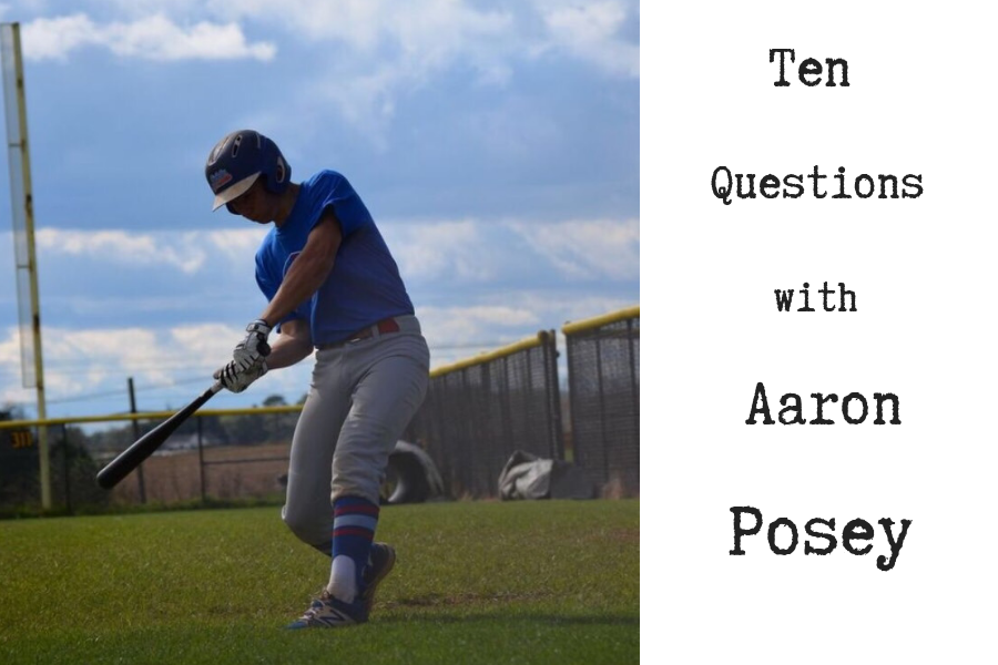 Sports Spotlight: Aaron Posey