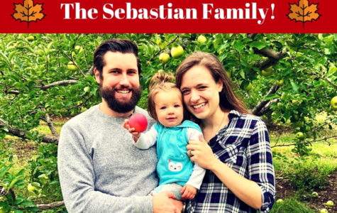 Happy Fall: The Sebastian Family
