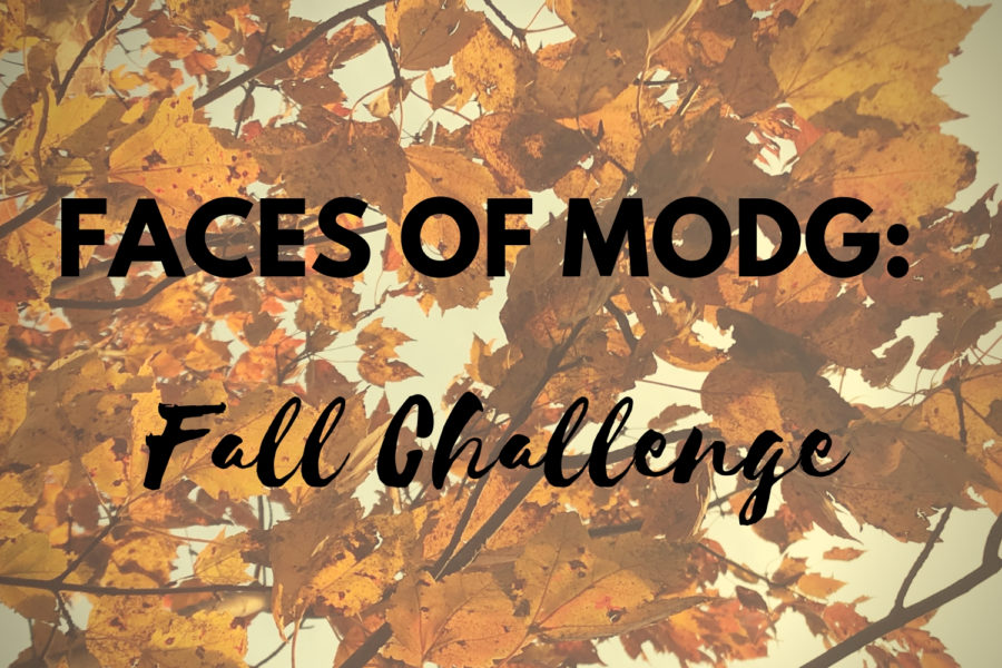 Happy Fall: FACES of MODG