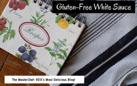 Gluten-Free White Sauce!